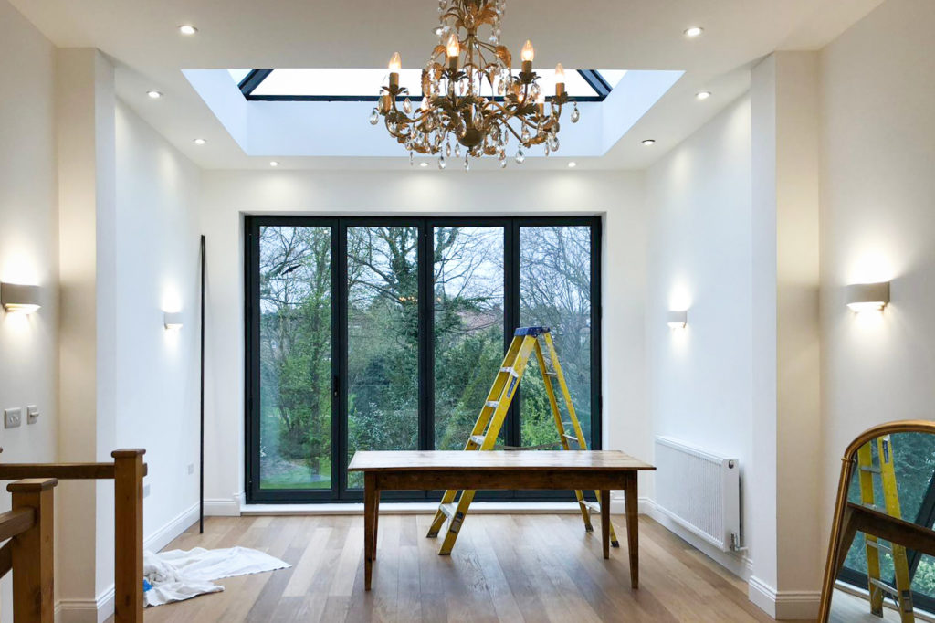 Double Storey Extension, Finchley