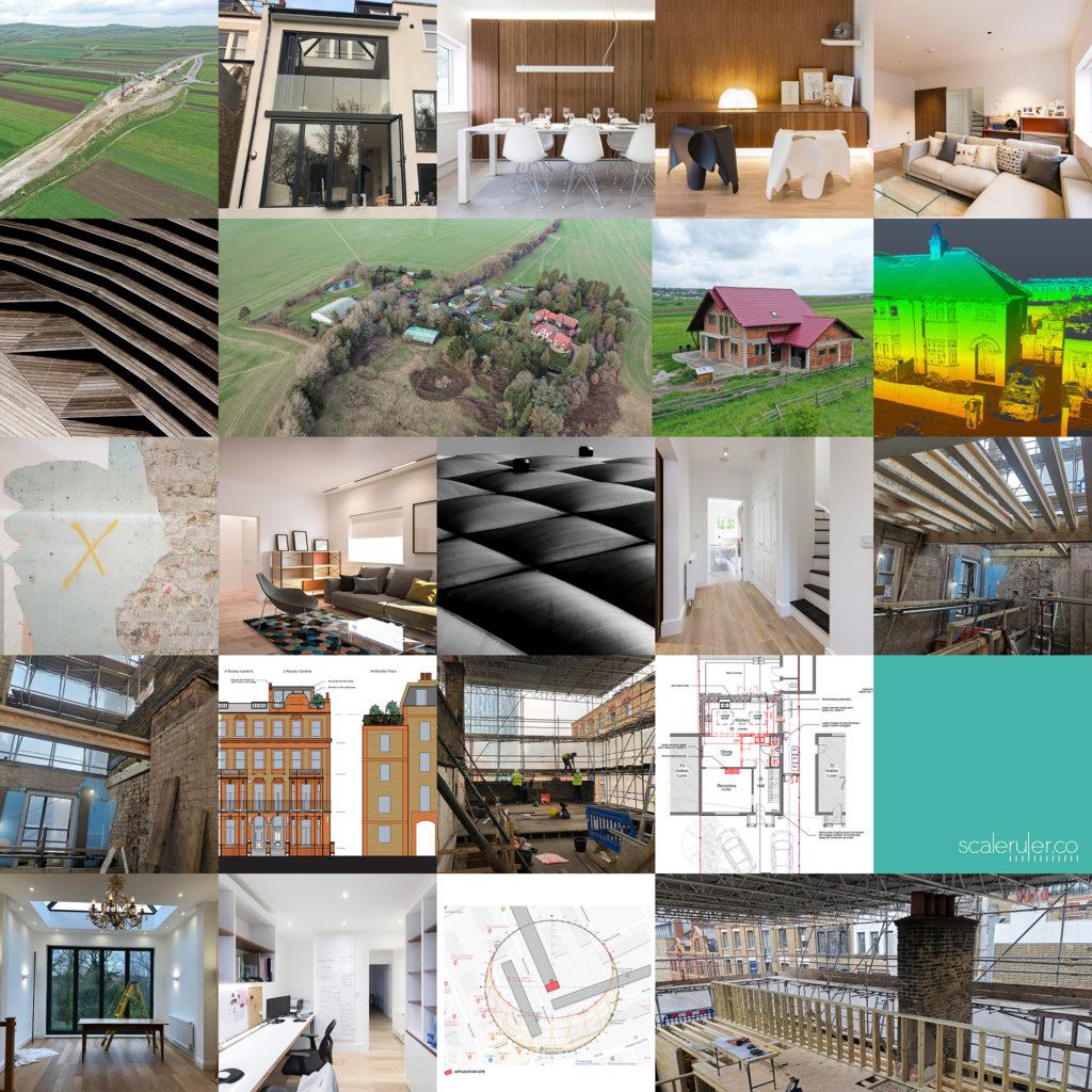 scaleruler.co works images collage
