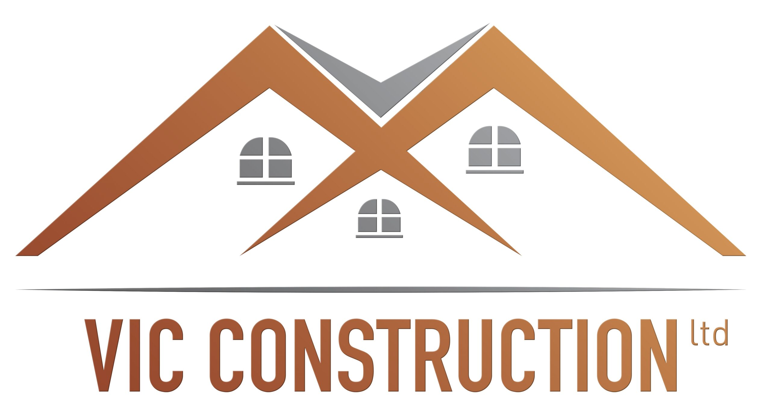 VIC Construction Logo